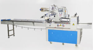 Frozen Foods with Tray Wrapping/Packing Machine (CB-450) pictures & photos