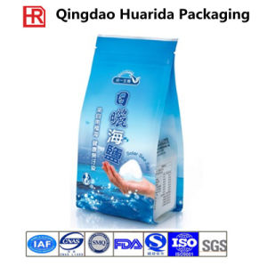 Plastic Stand up Sea Salt Packaging Bag with Your Logo pictures & photos