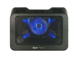 Single Fan Cooling Pad with 2 USB Ports pictures & photos