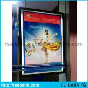 Double Faces LED Slim Light Box with Ce Certificate pictures & photos