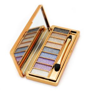 9 Color Diamond Shining Eye Shadow Palette Wei Ni Xiao Xiong Series Makeup Eyeshadow pictures & photos