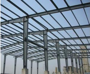 Modern Design 2 Floor/3 Floor Steel Fabrication Supermarket High Strength Steel Structure pictures & photos