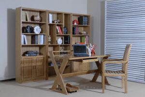 Solid Bamboo Study Room Furniture pictures & photos