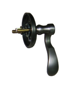 Brass Door Lock Made of Brass with PVD Finish pictures & photos