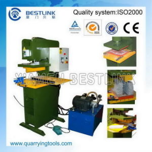 2016 Hot Sell Hydraulic Stone Stamping Machine pictures & photos