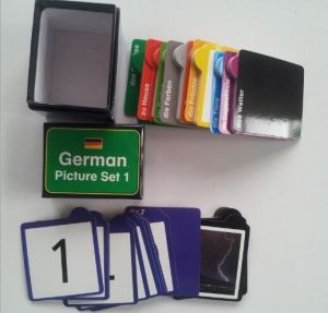Custom Mathematics Pape Cards pictures & photos