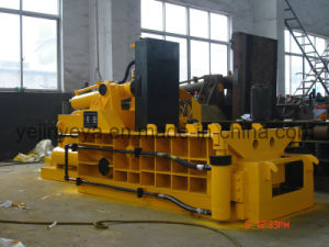 Ydq-100A Forward-out Cans Baling Machine (integration design)