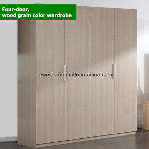 Five Doors Panel Wardrobe Chest pictures & photos
