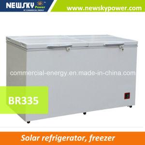 Solar Energy DC12/24V Compressor Chest Freezer 12V pictures & photos