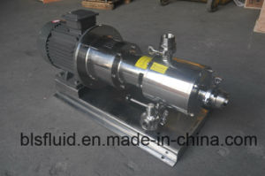 High Shear Inline Emulsion Pump with CE Approved pictures & photos