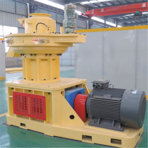 Large Scale Ring Die Vertical Dobule Sizes Grass Wood Sawdust Alfalfa Bamboo Granulate Machine Plant pictures & photos