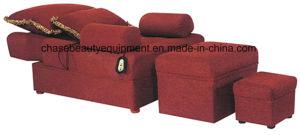 Elegant Style Pedicure SPA Massage Chair Salon Massage Bed pictures & photos