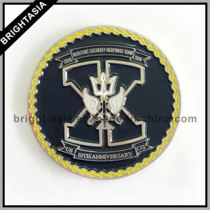 Two Sided Zinc Alloy Coin for Special Operations (BYH-101172) pictures & photos