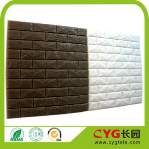 Anti-Corrosion Foam Brisk PE Foam Wall 3D PE Foam Wall Sticker pictures & photos