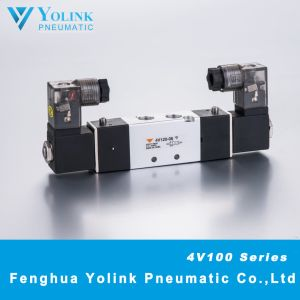 4V120 Series Pilot Operated Solenoid Valve pictures & photos