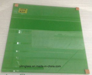 Tempered Ceramic Coated Facade Glass for Building Wall pictures & photos