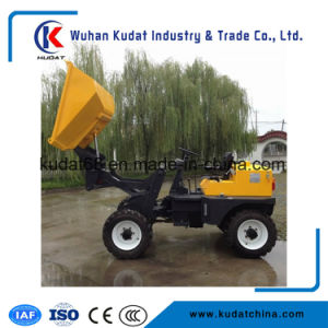 High Discharge Mini Tipping Dumper SD10 pictures & photos