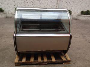 Hard Ice Cream Display Freezer pictures & photos