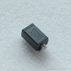 Schottky Sk110 for 1A Diode as OEM Manufacturer pictures & photos