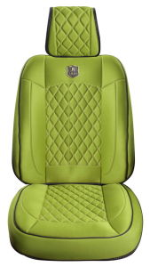 Car Seat Cover 3D Universal Shape with Viscose Fabric-Green pictures & photos