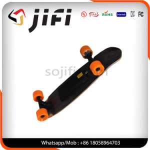Top-Selling Outdoor Remote-Controlled Four Wheels Electric Longboard Skateboard pictures & photos