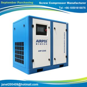 Best Price 10HP-100HP Silent Screw Air Compressor pictures & photos