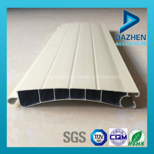 6063 Roller Shutter Door Window Aluminium Extrusion Profile pictures & photos