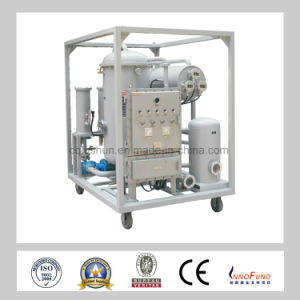 Bzl-150 High Quality Fuel Disposal Machine, Vacuum Oil Refinery Device, Explosion-Proof Oil Purifier pictures & photos