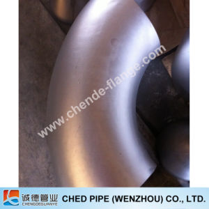 Stainless Steel Pipe Fitting En BS JIS A182 F304/316L Plate Flange Butt Weld Elbow pictures & photos