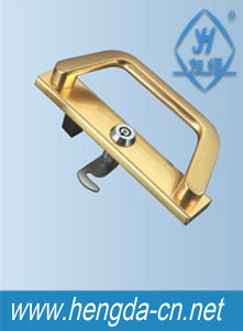 Yh8350 Good Price Zinc Alloy Wooden Drawer Handle, Pull Handle pictures & photos