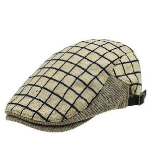 Mens Women Vintage Beret Cap Cabbie Newsboy Flat pictures & photos