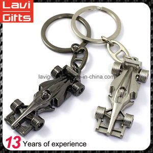 Promotion Gift Custom 3D Metal Gold Eiffel Tower Souvenir Key Chain pictures & photos
