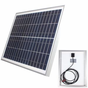 Favorable Price 20W Poly Solar Panel with Excellent Quality From China pictures & photos