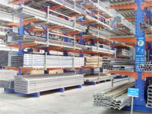 Special System Heavy-Duty Pipe Cantilever Rack pictures & photos