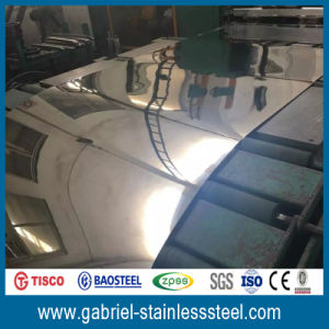 PVD Coating Ba Surface 16 Ga 304 Stainless Steel Thickness Sheet pictures & photos