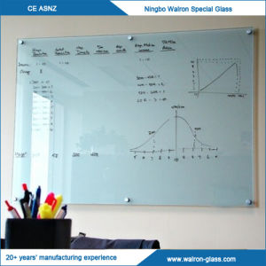 Frosted Glass Dry-Erase Board
