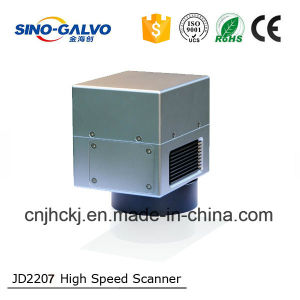 High Precision Jd2207 Galvo Head Laser Head for CNC pictures & photos