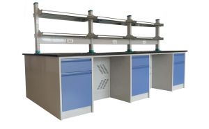 Typical Steel Lab Furniture (JH-SL015) pictures & photos