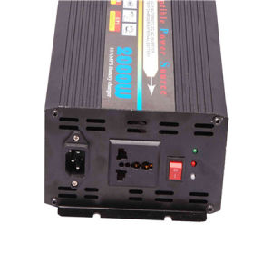 Doxin 12/24V 110/220V 2000W Modified Sine Wave Inverter with UPS&Charger pictures & photos
