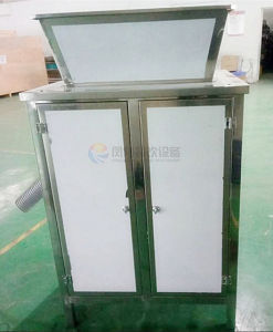 Commercial Use Industrial Garlic Peeling Machine, Shallot Garlic Peeler (FX-128-2) pictures & photos