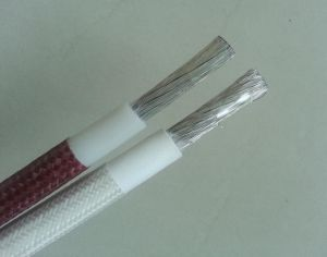 High Voltage Silicone Rubber Electric Wire pictures & photos