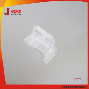 Free Sample Supermarket PP Material Shelf Clear Plastic Sign Clip pictures & photos