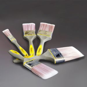 """2"""" Painting Tools Paint Brush with Sharpened Synthetic Bristles and TPR Handle pictures & photos"""