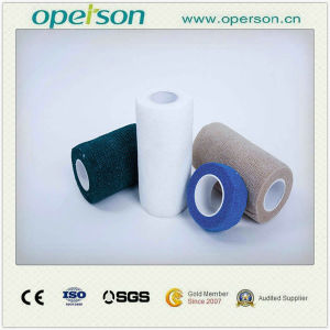 High Quality Cohesive Bandage for Pet Vets Care with Competitive Price pictures & photos