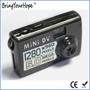 Low Cost Mini DV Digital Camera 5MP (XH-DC-001) pictures & photos