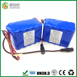Lithium Ion Battery - Uav Rechargeable Battery 11.1V for Unmanned Aircraft pictures & photos