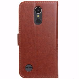 Leather Flip Case for LG K10 2017 pictures & photos