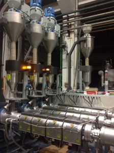 Pert Pipe Extrusion Auxiliary Machine pictures & photos
