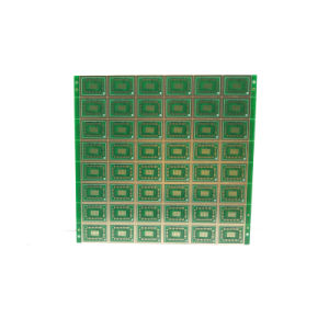 Double-Sided Rigid PCB for Electronic Components PCB Manufacturer pictures & photos