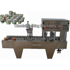 Bg Instant Noodle Cup Sealing Machine pictures & photos